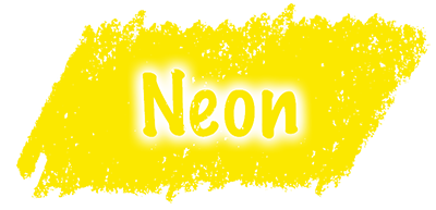neon rumena