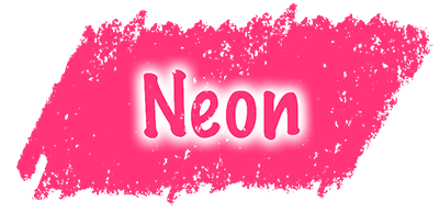 neon pink